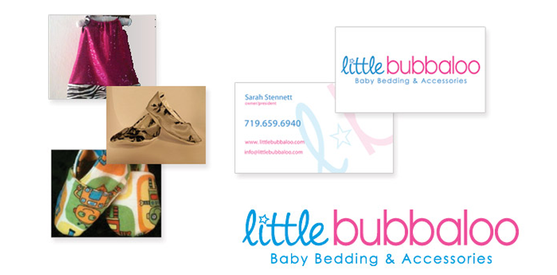 Colorado Springs Graphic Design | Little Bubbaloo